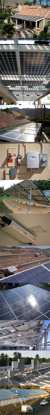 Inverters Supply Power with Solar
